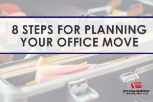 featured image for 8 Steps For Planning Your Office Move
